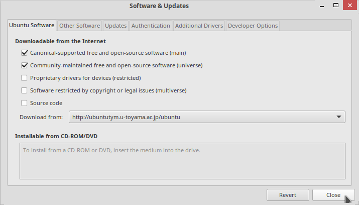 close-software-update