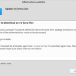 ChaletOSでflashplugin-installer、ttf-mscorefonts-installerの追加ダウンロードに失敗する場合、その対処法