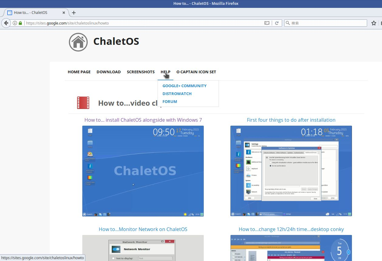 ChaletOS-how-to