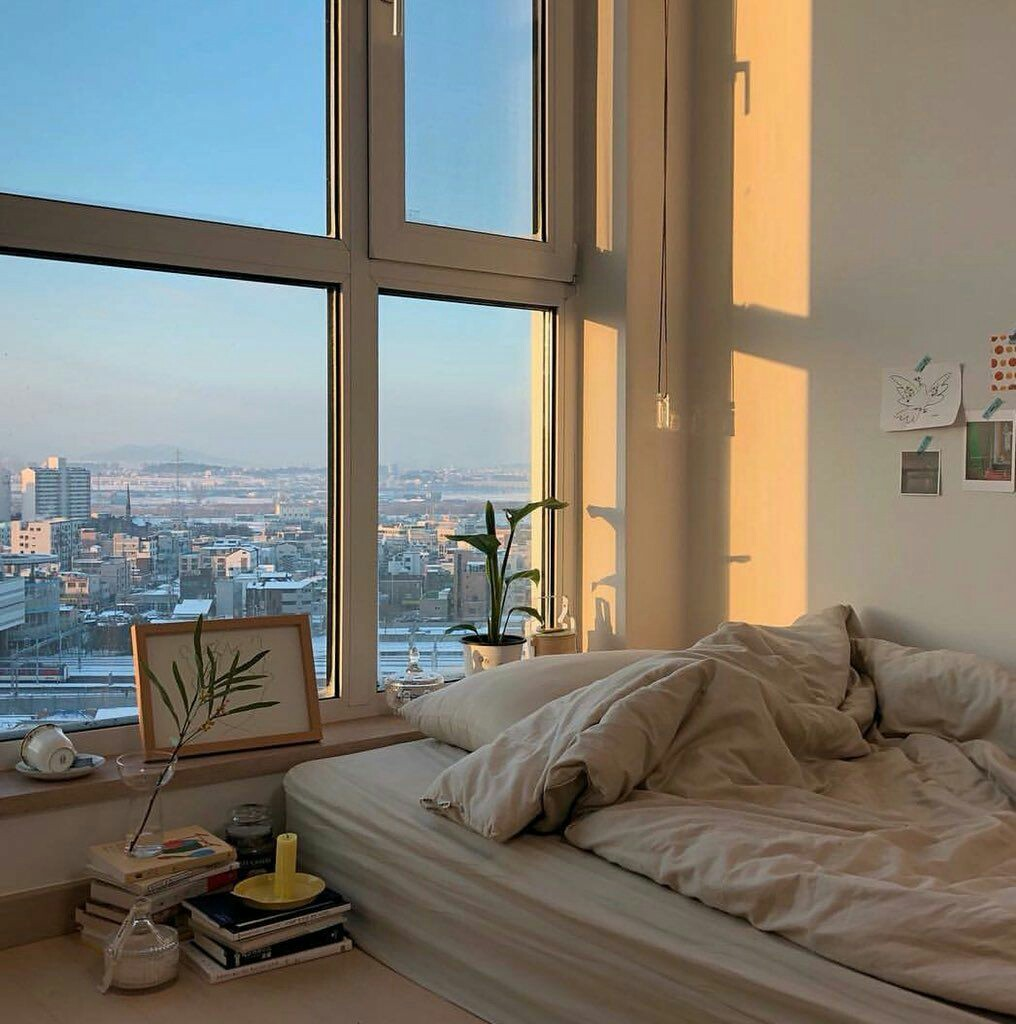 Room in the morning