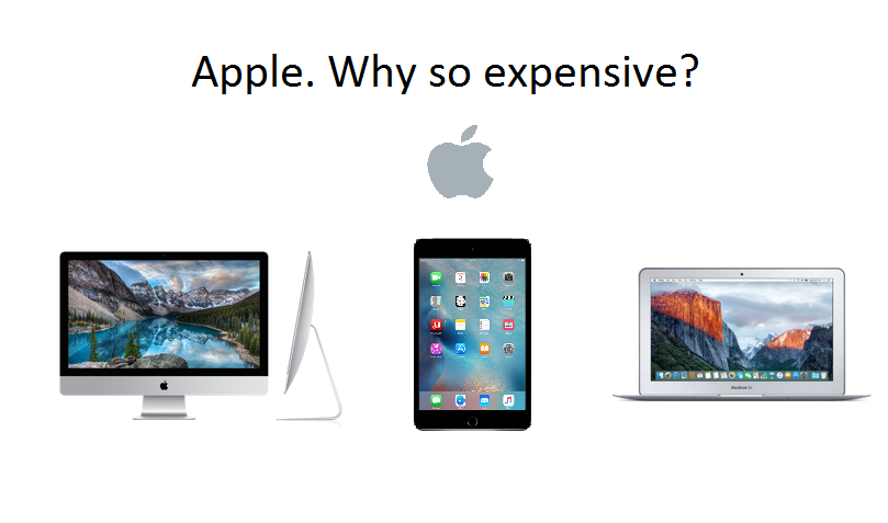 apple expensive